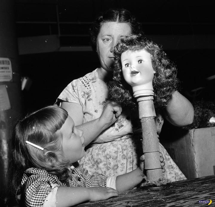 Куклы и ночные кошмары