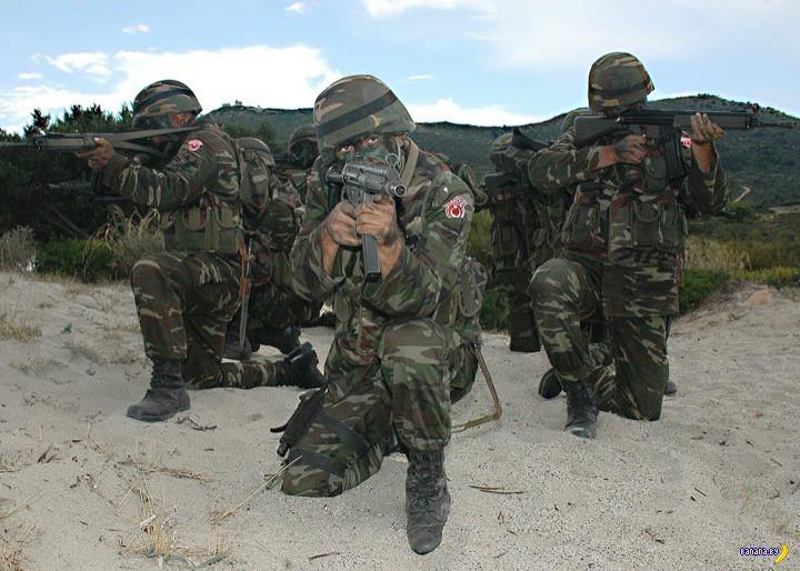 Про геев и турецкую армию