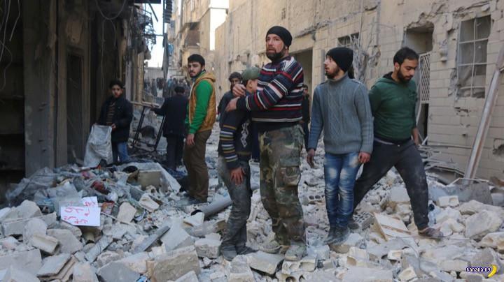 Сколько жертв война принесла в Сирию?