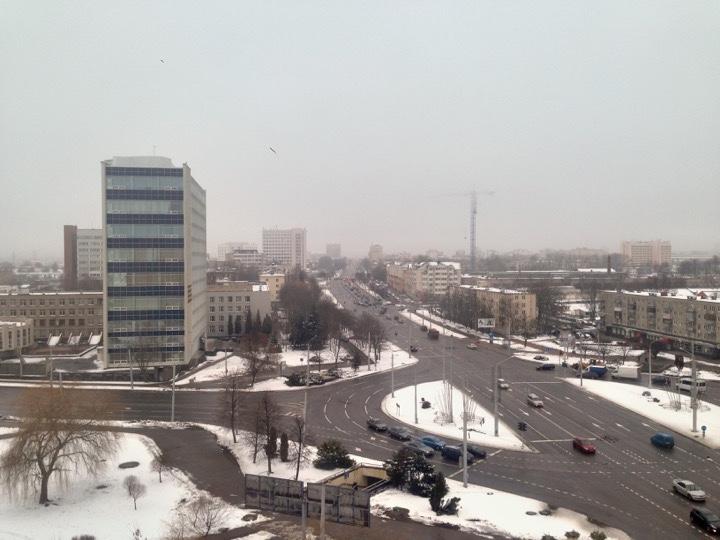 Погода: будет снег, будет дождь