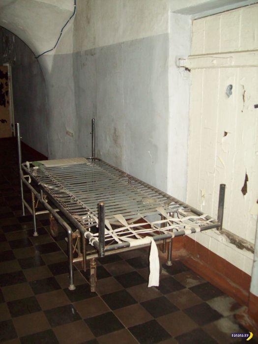 Заброшенная тюрьма в Эстонии