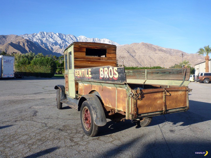 Электрический грузовик 1928 года выпуска