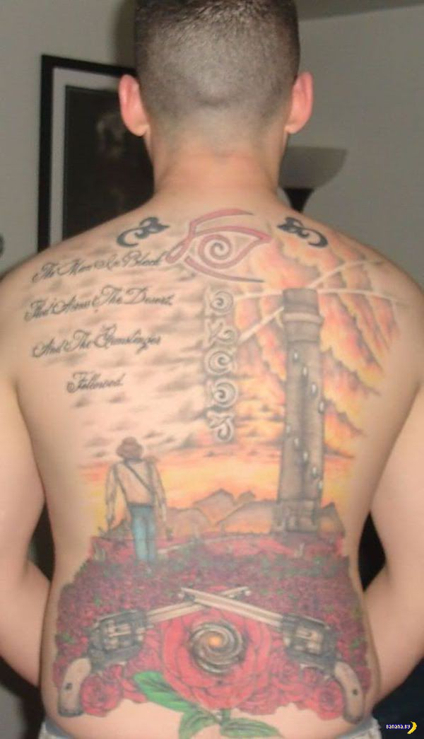 Татуировки на зависть - 66 - Не на зависть