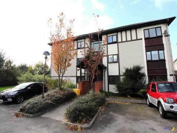 Самая дешевая квартира в Великобритании