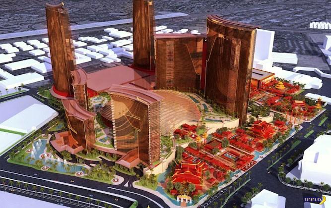 Огромное казино Resorts World открывается в Лас Вегасе