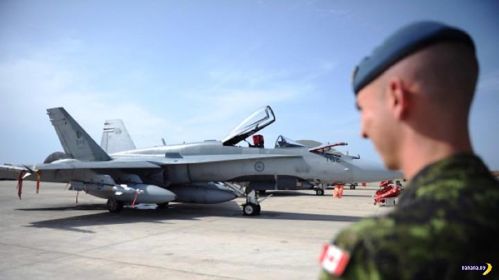 Канада устала воевать с ИГИЛ?