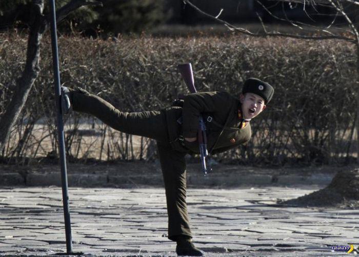 А тем временем в Северной Корее