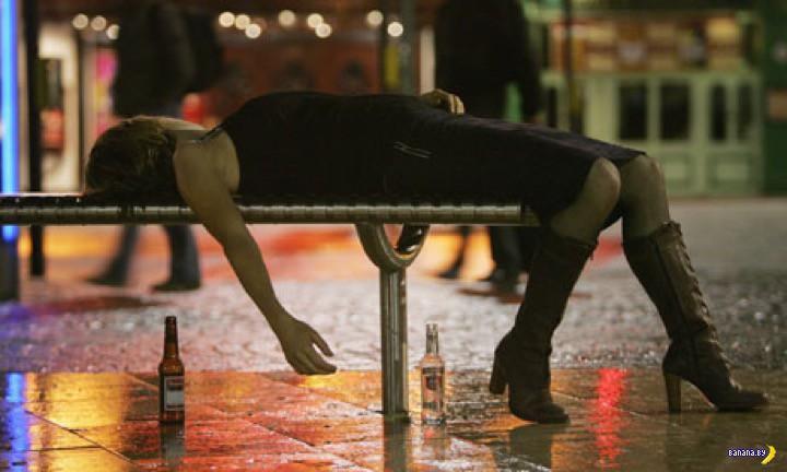 Интересные факты про опьянение