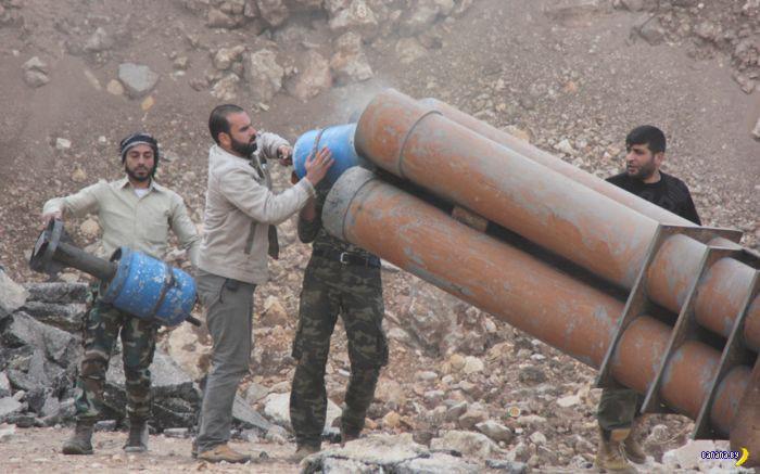 Бомбалэйло из Сирии