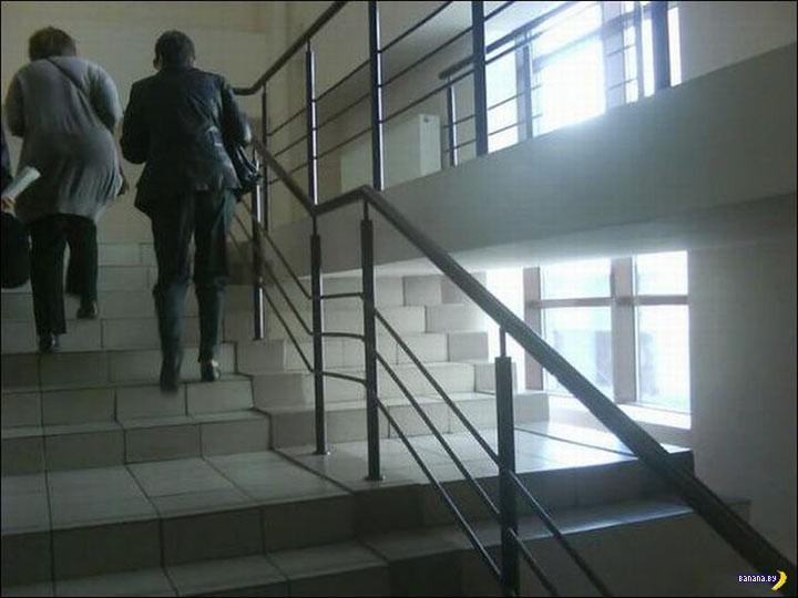 А вам снятся лестницы?
