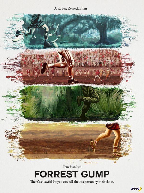 Альтернативные кино-постеры