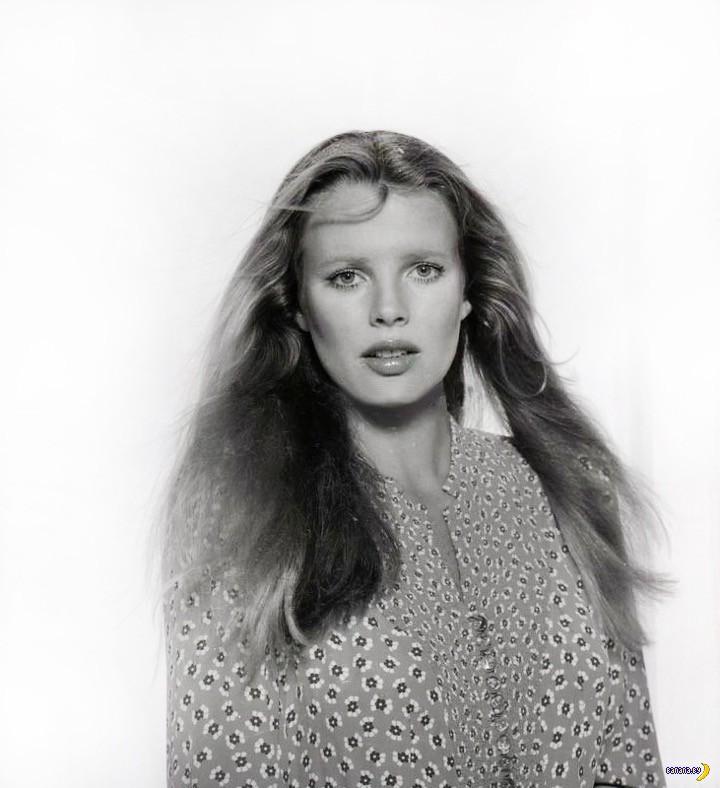 Ким Бейсингер – забытые фото из 1977 года