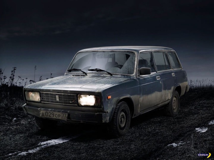 Россия в объективе Фрэнка Херфорта