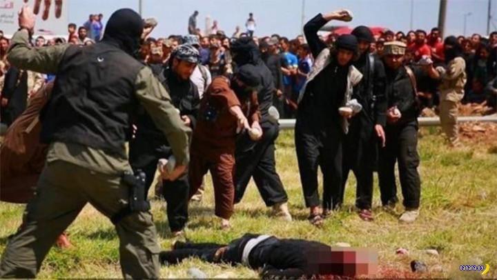 В ИГИЛ казнили девушек за якобы измену