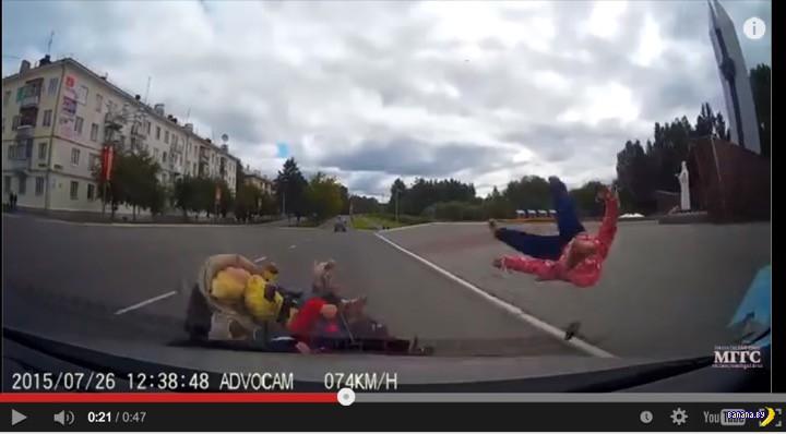 Финал истории со сбитыми в Екатеринбурге детьми