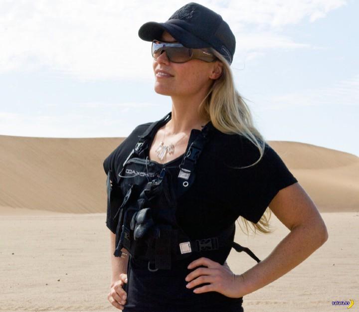 Актриса невидимого Фронта - Ингрид Клейниг