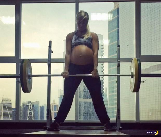 Фитоняшка и её восстановление после родов