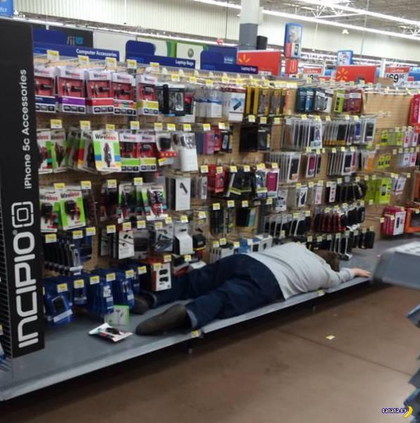 Яркие модники из Walmart - 3