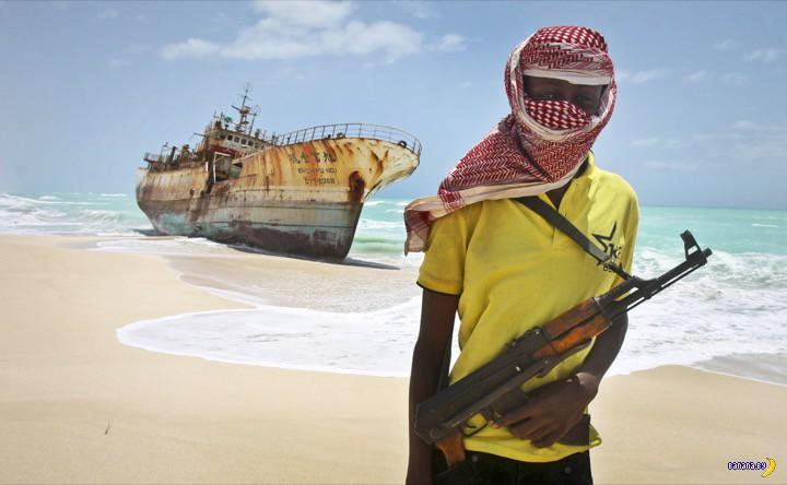 Морские пираты пользуются услугами хакеров