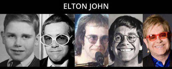 Как стареют знаменитости. Или не стареют!