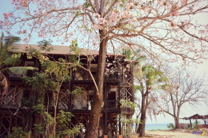 Заброшенный курорт в Панаме