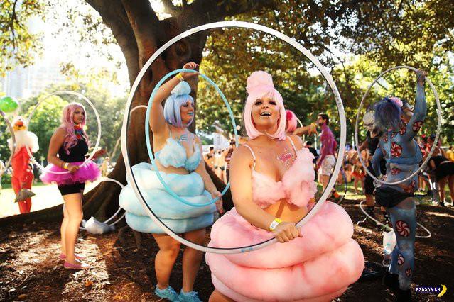 Фотографии с Сиднейского гей-парада