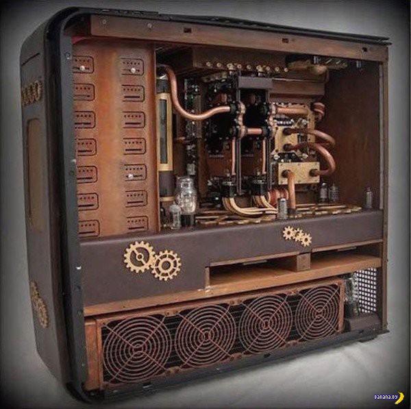 Безумные корпуса для компьютеров