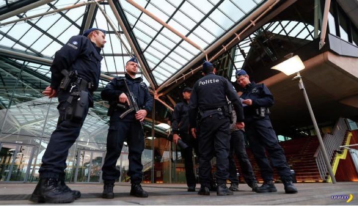КГБ про причастность белорусов к теракту в Брюсселе