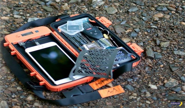 Оранжевый ящик RokPak