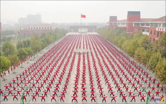 Китай большой во всех отношениях