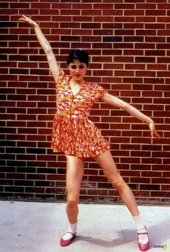Снова всплыли редкие фотографии Мадонны