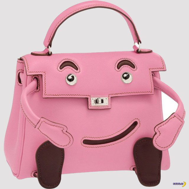 Сколько дали бы за эту сумочку?