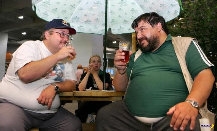 Ученые утверждают, что пиво помогает худеть!