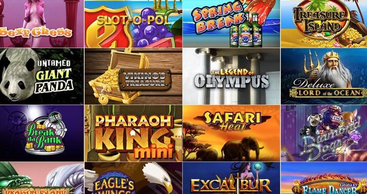 Игровые автоматы ушли в онлайн