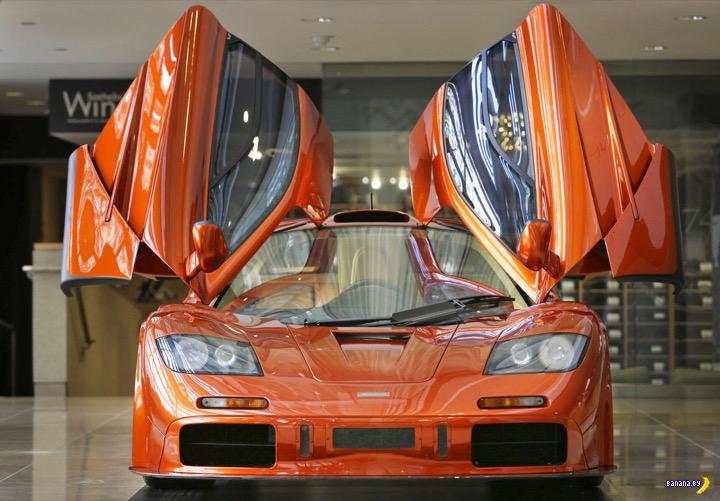 McLaren –заложник древних технологий?