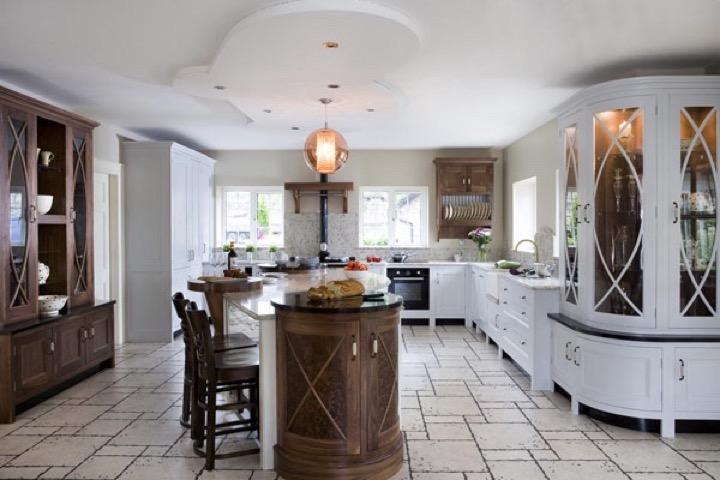 Что сейчас модно в области дизайна кухни?