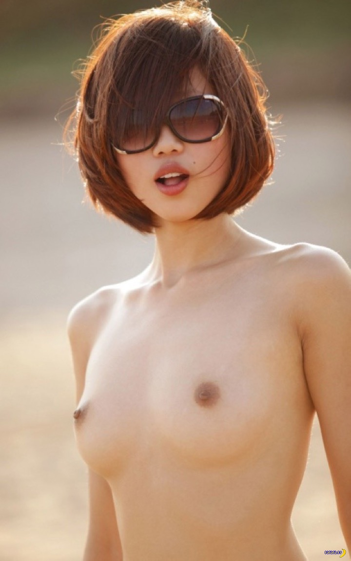 China girl topless, tiny tits free video full length