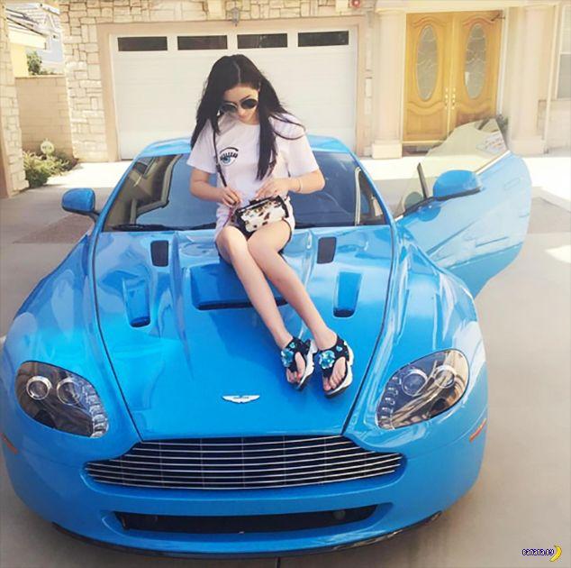 Богатые китайские детки в Инстаграме