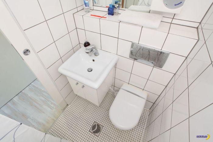 Правильная и уютная квартирка-студия
