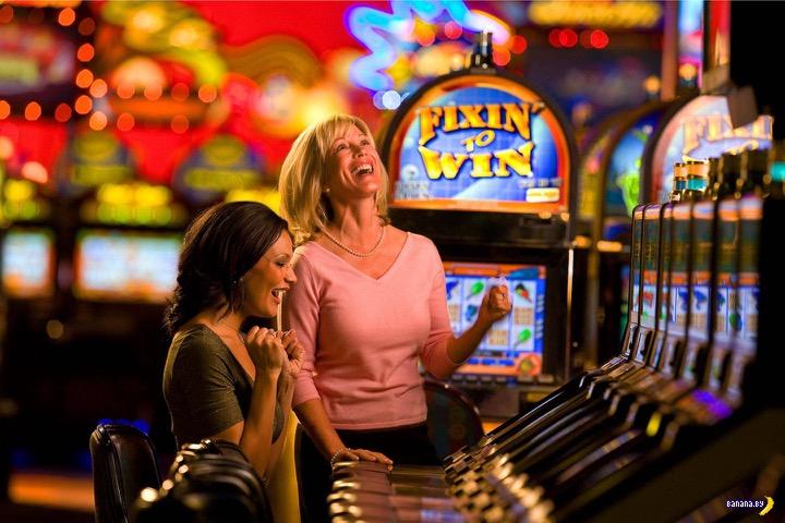 Игровые автоматы продолжают набирать популярность