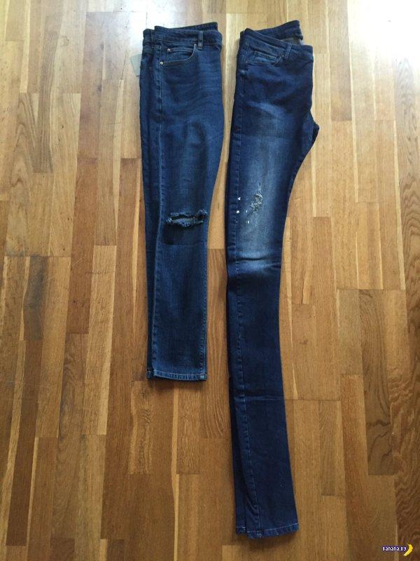 Где сшить джинсы на заказ 77