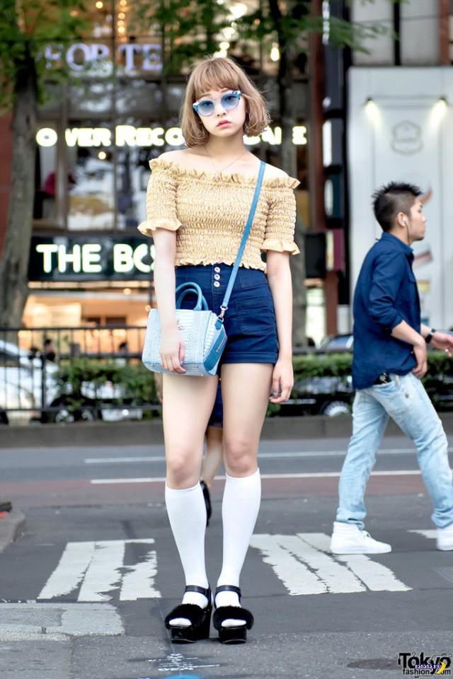 Японская уличная мода