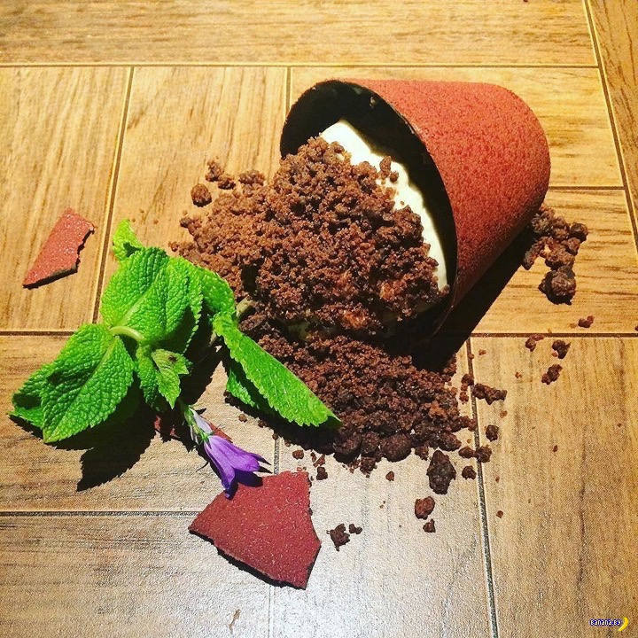 Самый инстаграмный десерт