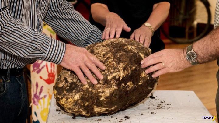 10 килограмм древнего масла