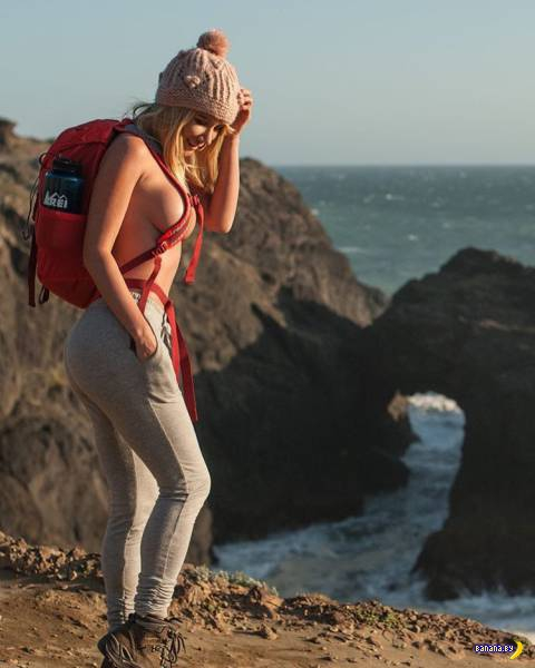 Сара Джин Андервуд и её путешествие по США