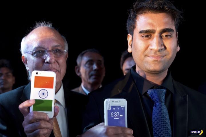 В Индии будет смартфон за $4!