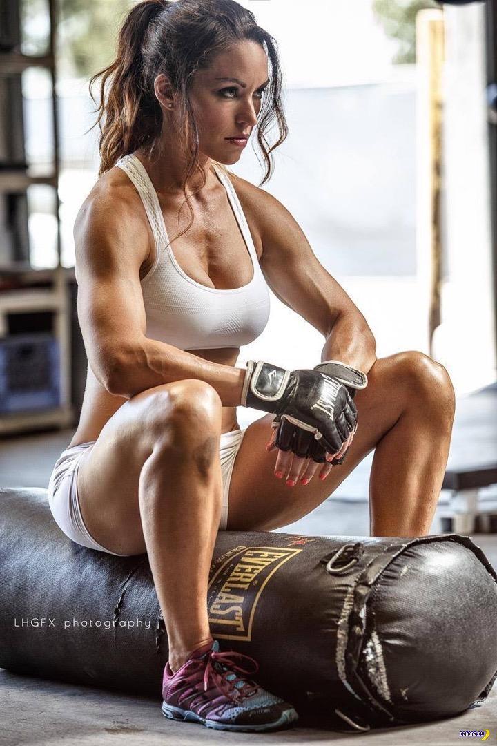 Спортивные девушки - 74