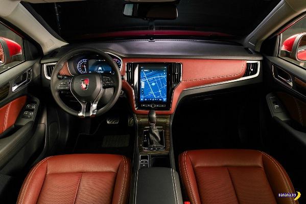 Китайский портал Alibaba начинает продавать свой первый автомобиль