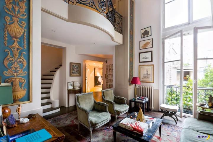 Парижская квартира