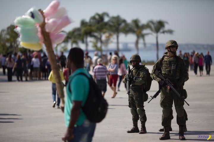Олимпийский Рио готов к приёму гостей